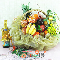 환희1호(꽃과 과일,샴펜(무알콜))