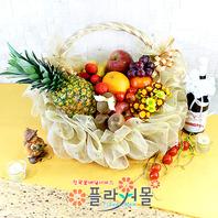 행복10호(꽃과 과일,샴펜(무알콜))