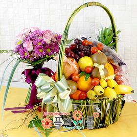 사랑5호(꽃과 과일)